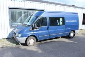 D76 Dubbel cabine bestelbus verhuisbus verhuizen vervoeren AA Autoverhuur AAAutoverhuur