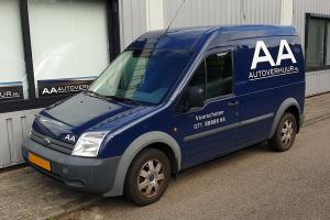 Ford Transit Connect Bestelauto AA Autoverhuur Voorschoten budget auto verhuur