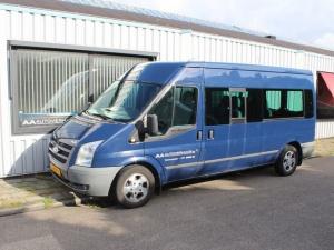 PGJ Personenbus huren AA Autoverhuur