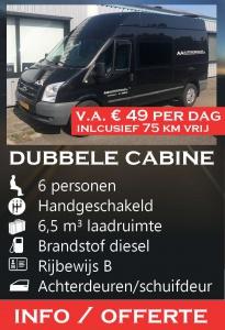 D5V dubbele cabine